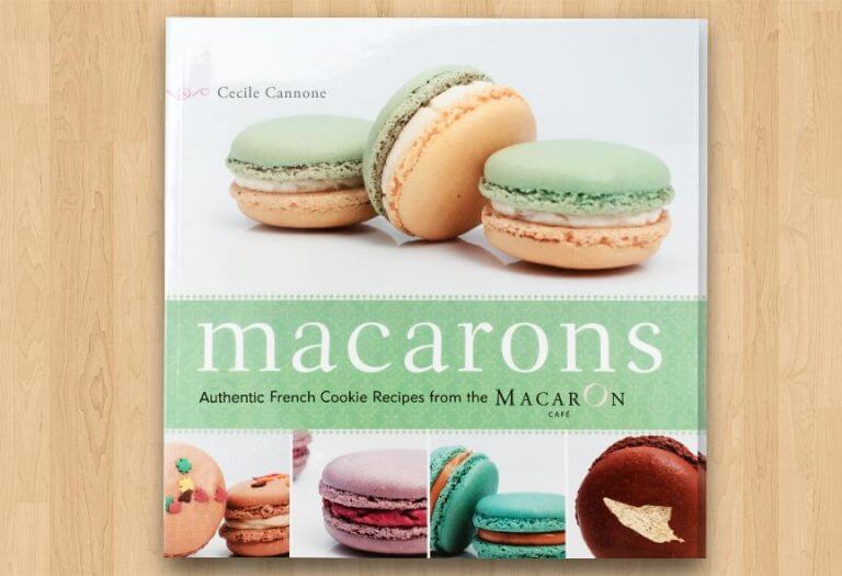 Authentic French Cookie Recipes from MacaronCafe