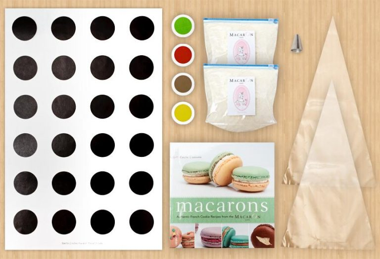MacaronCafe Bakery Kit
