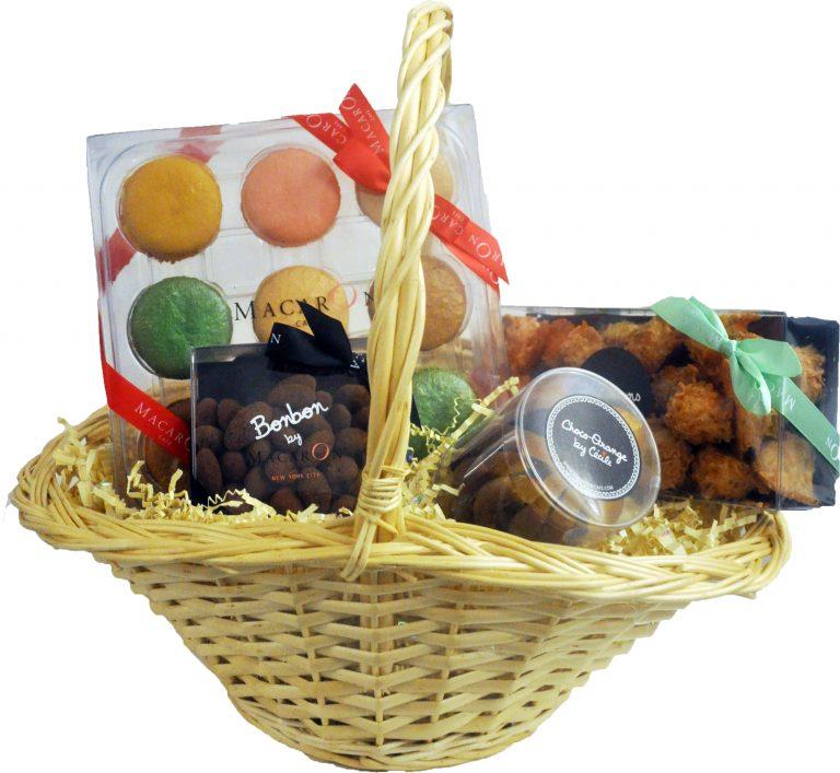 Medium Macaron Basket