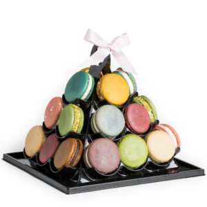 Instant Macaron Tower