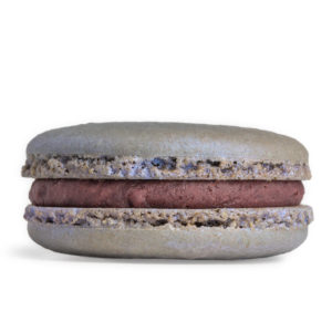 Mixed-Berry-Violette Macaron