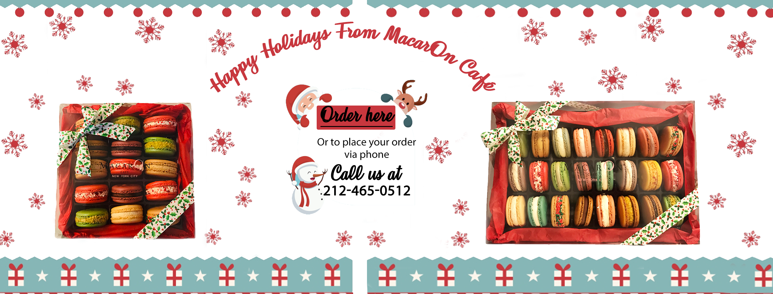 Holiday Banner 2019