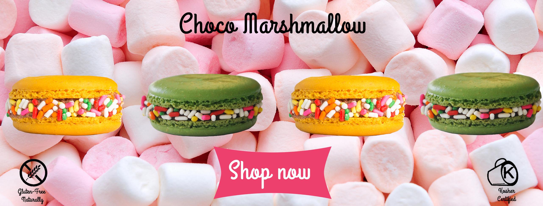 Choco Marshmallow Banner V3